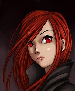 Name: Levi Summers What about age?:16 Appearance: long red hair, brown eyes (they're red in the pic