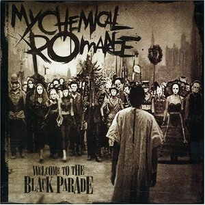 hari 8 - The album anda were pleasantly surprised by: The Black Parade sejak My Chemical Romance. I'm not