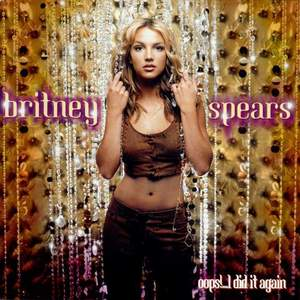 "hari 10 – The first album anda owned. Britney Spears - ""Oops..! I Did It Again"" :D ."