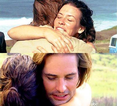 دن #1: Sawyer and Kate ♥