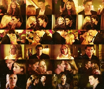 hari 1: What is your current favorit ship? Buffy and malaikat ; My OTP <3