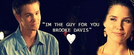 [i]Day #1: What's your current inayopendelewa ship?[/i] Brooke and Lucas ♥