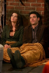 <i>Day #5: Pairing with the least chemistry?</i> Ted and Robin