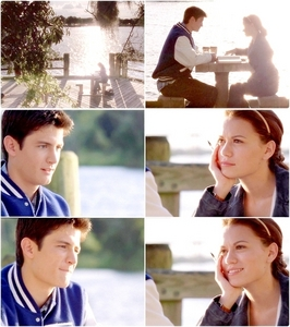 [i]Day 2: What was your very first ship?[/i] [b]Nathan & Haley[/b] (I think)