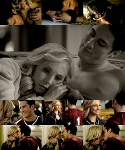 giorno 3: A pairing that needs to happen now. Tyler and Caroline <3