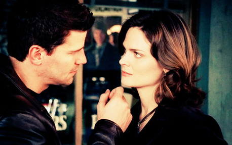 [i]Day 4: The pairing with the most chemistry.[/i] [b]Booth & Brennan[/b] I may be biased, but fr