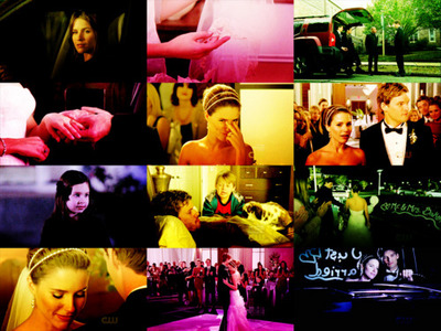 dia 12: Who had the best wedding? Brooke & Julian ♥ .