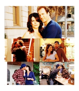 #Day 10: Why aren't these two married? Luke and Lorelai
