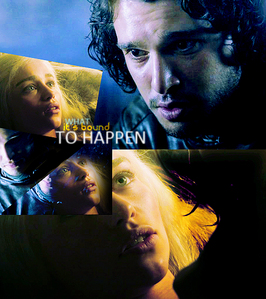 dia 11: What is your dream pairing? <b>Jon & Daenerys</b>