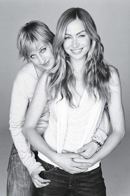 dia 15: What is your favorito real life pairing? Ellen DeGeneres & Portia De Rossi.