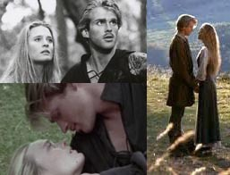 """#Day 13: What is your favorito movie pairing? Wesley and Buttercup from """"The princess bride"""""""