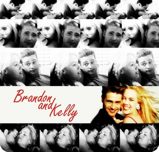<b>Day 2: What was your very first ship? </b> Although I am not sure I think it was Brandon and Kelly
