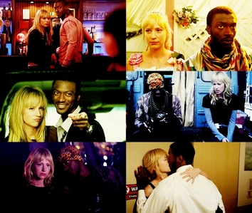 <i>Day #18: Who is the cutest pairing?</i> I&#39;m gonna say... Hardison and Parker. But I think Abby an