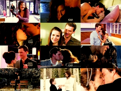 dia 17: A pairing you never thought would work, but did. Brooke & Julian.