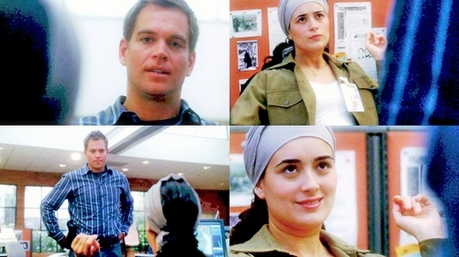 <i>Day #19: A pairing you&#39;ve rooted for since the beginning?</i> Tony and Ziva.