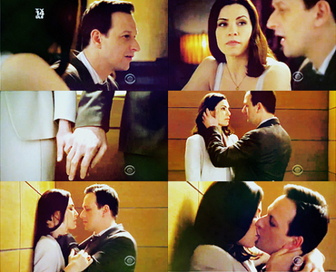 [i]Day 10: Why aren't these two married?[/i] Will & Alicia from The Good Wife. I know she just end
