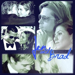 #Day 15: What is your favorito real life pairing? Jen and Brad