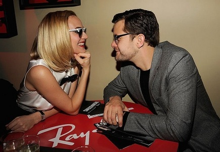 dia 15: What is your favorito real life pairing? Joshua Jackson and Diane Kruger