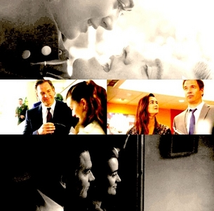 <i>Day 20: The can&#39;t-stand-the-sexual-tension pairing?</i> Tony and Ziva