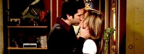 """[b]Day 6: The best kiss.[/b] [b][u]Ross&Rachel's last kiss [i](""""I got off the plane"""")[/i][/b][/u] B"""