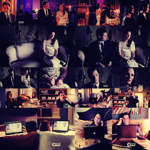 dia 25: A pairing that was/would-be adorable, but could never work out. Dair.