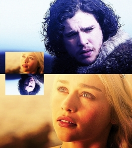 <b>Day 11: What is your dream pairing? </b> I don`t really know, but I guess I would like to see Jon