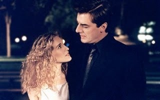 dia 26: A pairing that you hated and ended up loving: Carrie & Mr. Big.
