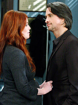 dia 5: The pairing with the least chemistry. John & Natalie {One Life To Live}