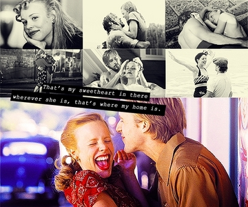 <b>Day 13: What is your favorito movie pairing?</b> Allie and Noah