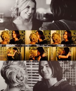 dia 26: A pairing that you hated and ended up loving. Hanna and Caleb