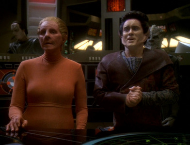 'Time to start packing' - Weyoun {Sacrifice of Angels - Episode 6x06}