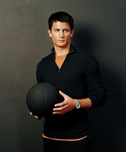 Day 1 – Your favorite male character<br /> <br /> Nathan Scott