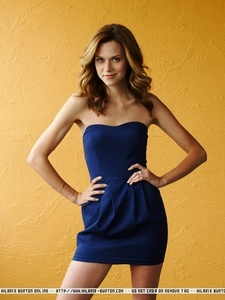 Day 6 – Your favorite actress  Hilarie Burton