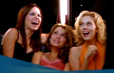 دن 4 – Your پسندیدہ friendship Brooke, Peyton & Haley x I know this probably meant just two pe