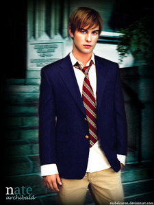 Day 1 – Your favorite male character:<br /> <br /> Nate Archibald