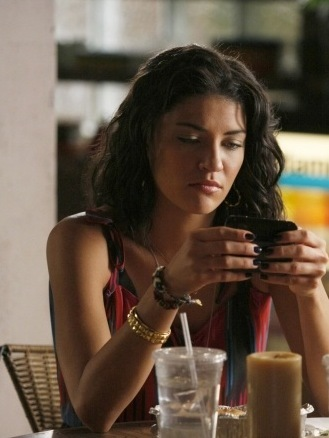 Day 4 – Your least favorite character:  Vanessa Abrams.