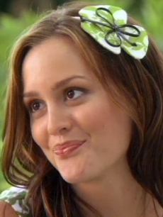 दिन 2 - Your favourite female character Blair Waldorf