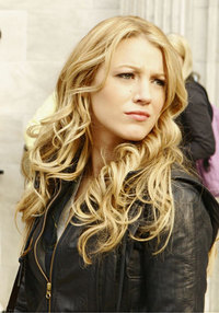 Day 2 – Your favorite female character<br /> <br /> Serena Van Der Woodsen