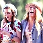 Day 7 – Your favorite friendship:  Blair & Serena