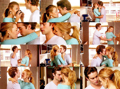 Day 5 – Your favorite couple  Serena and Nate