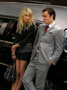 Day 6 - My least favorite couple: Chuck and Jenny
