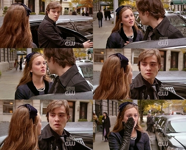 Day 18 – A scene that makes you angry:  This. Poor Blair, I was pissed off at Chuck.