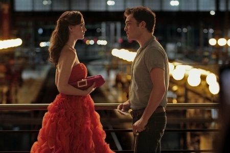 Day 17 – A scene that makes me cry/sad: Chuck and Blair 3x02, OMG I had a lump in my throat