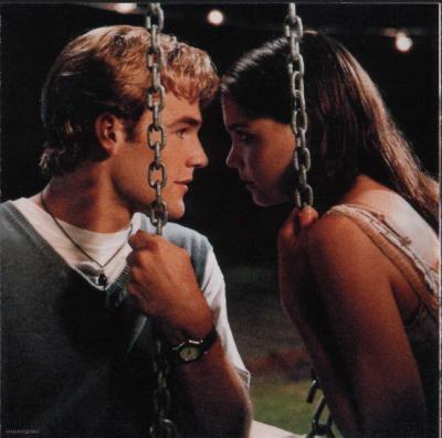 Day 9 - Least Favorite Romance   Dawson and Joey