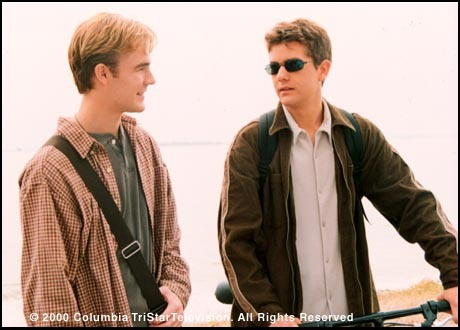 Day 12 - Least Favorite Friendship   Pacey and Dawson