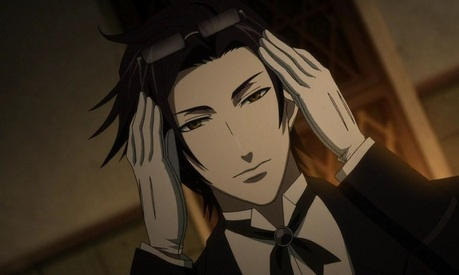 Hmmm not. lebih cute than hot. Claude Faustus.