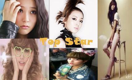 Group:Top Star(I wasn't inspired) Members: Dara:Leader,Main rapper,Vocalist Nana:Sub-Vocalist,Lead r
