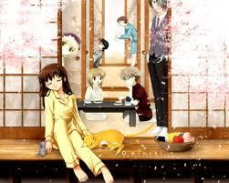 fruits basket ALLL the way!!