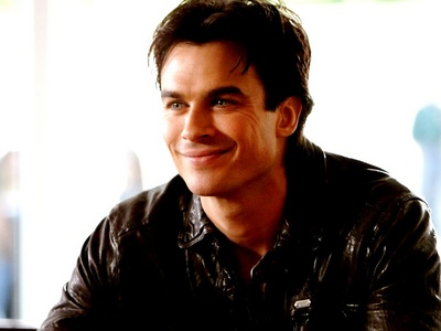 Tag 1 – Your Favorit male character: Damon Salvatore