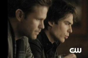 hari 4 – Your favorit friendship Damon and Alaric!